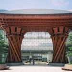 JR金沢駅東口(wikipediaより)